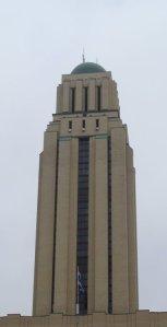 Tower at Université de Montréal